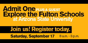 Register today to Explore the Fulton Schools September 17, 8-3
