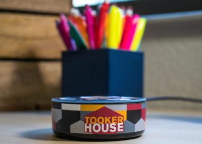 Tooker House Amazon Echo Dot