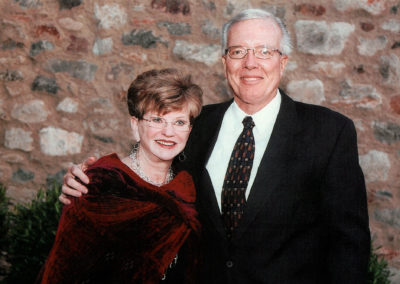 Gary and Diane Tooker