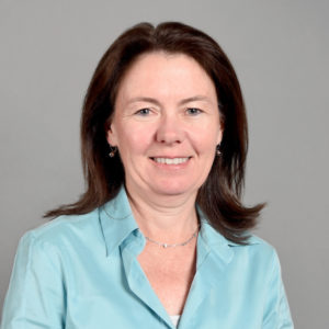 portrait of Ann McKenna