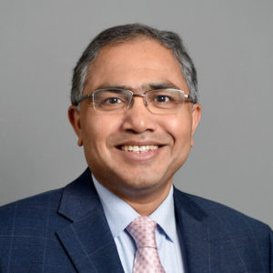 portrait of Sandeep Gupta
