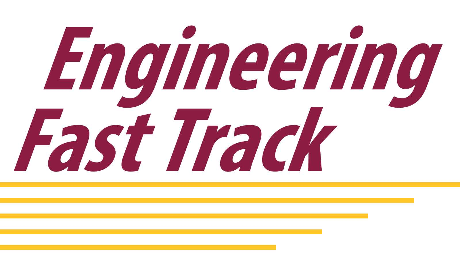 Engineering Fast Track logo