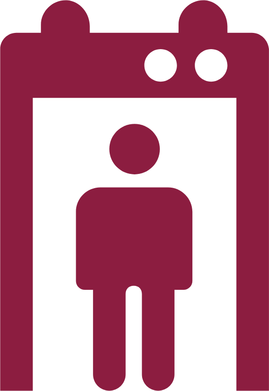 Icon of a security scanner
