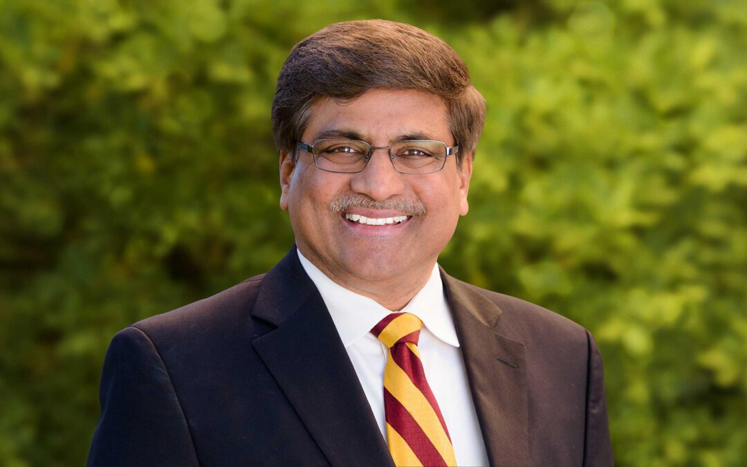 Sethuraman Panchanathan confirmed as NSF director