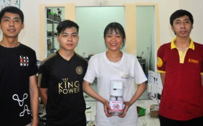 ASU's EPICS in Vietnam inspires innovation to fight COVID-19
